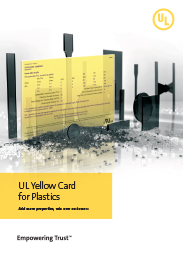 UL Yellow Card Brochure